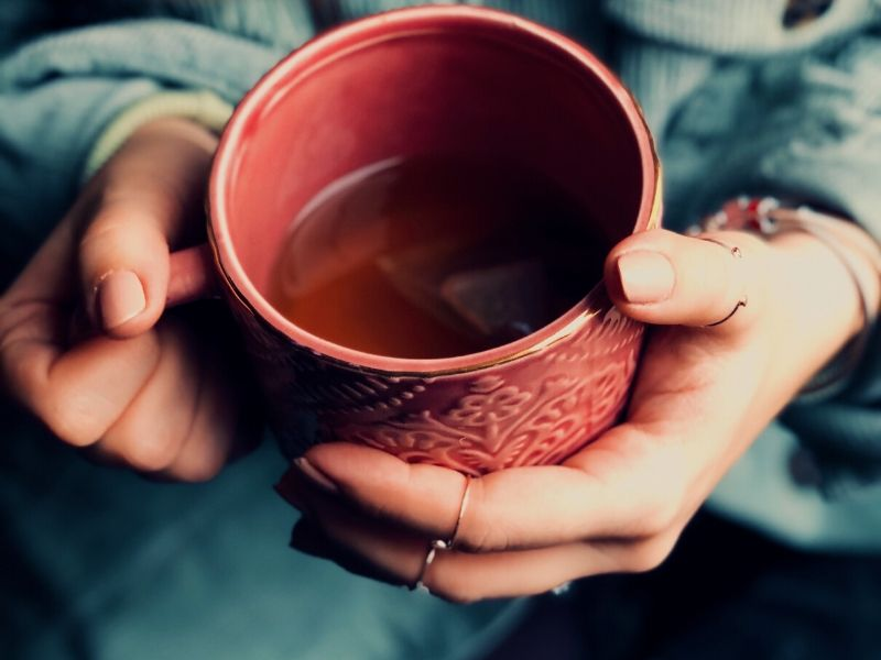 Cup of tea | 10 simple ways to inCup of tea | increase your daily water intake | Successfitness.cacrease your water intake | Successfitness.ca