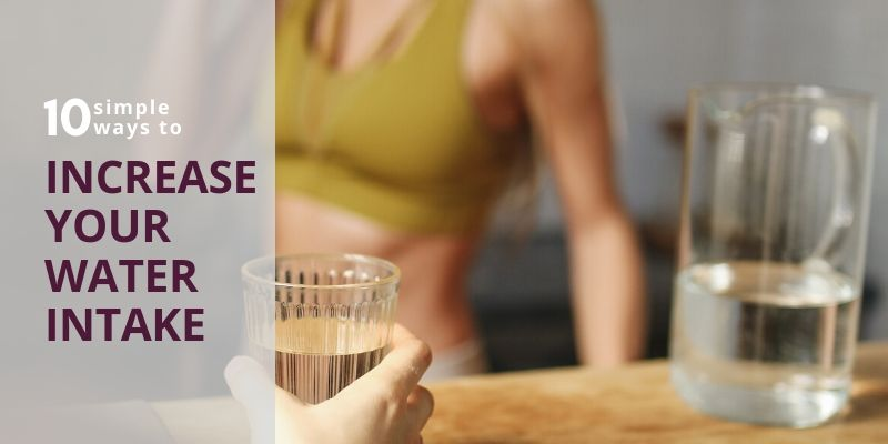increase your daily water intake header image | successfitness.ca
