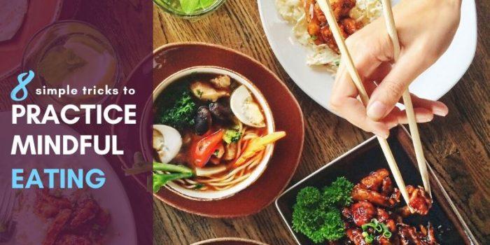 practice mindful eating header image
