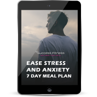Stress and Anxiety Nutrition Support Program (7 day plan)