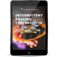 Intermittent Fasting (7 day plan)
